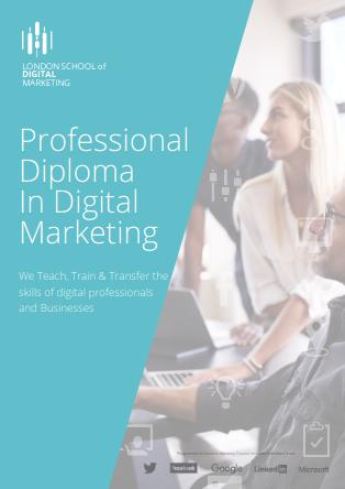 Digital Marketing Professional Diploma